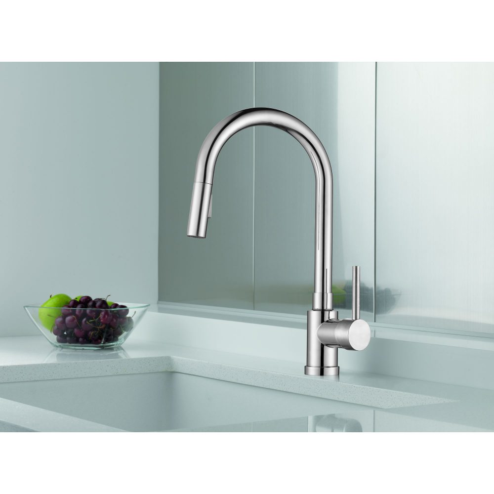 Pull-down Kitchen Faucet KSK1120BN – OAKLAND