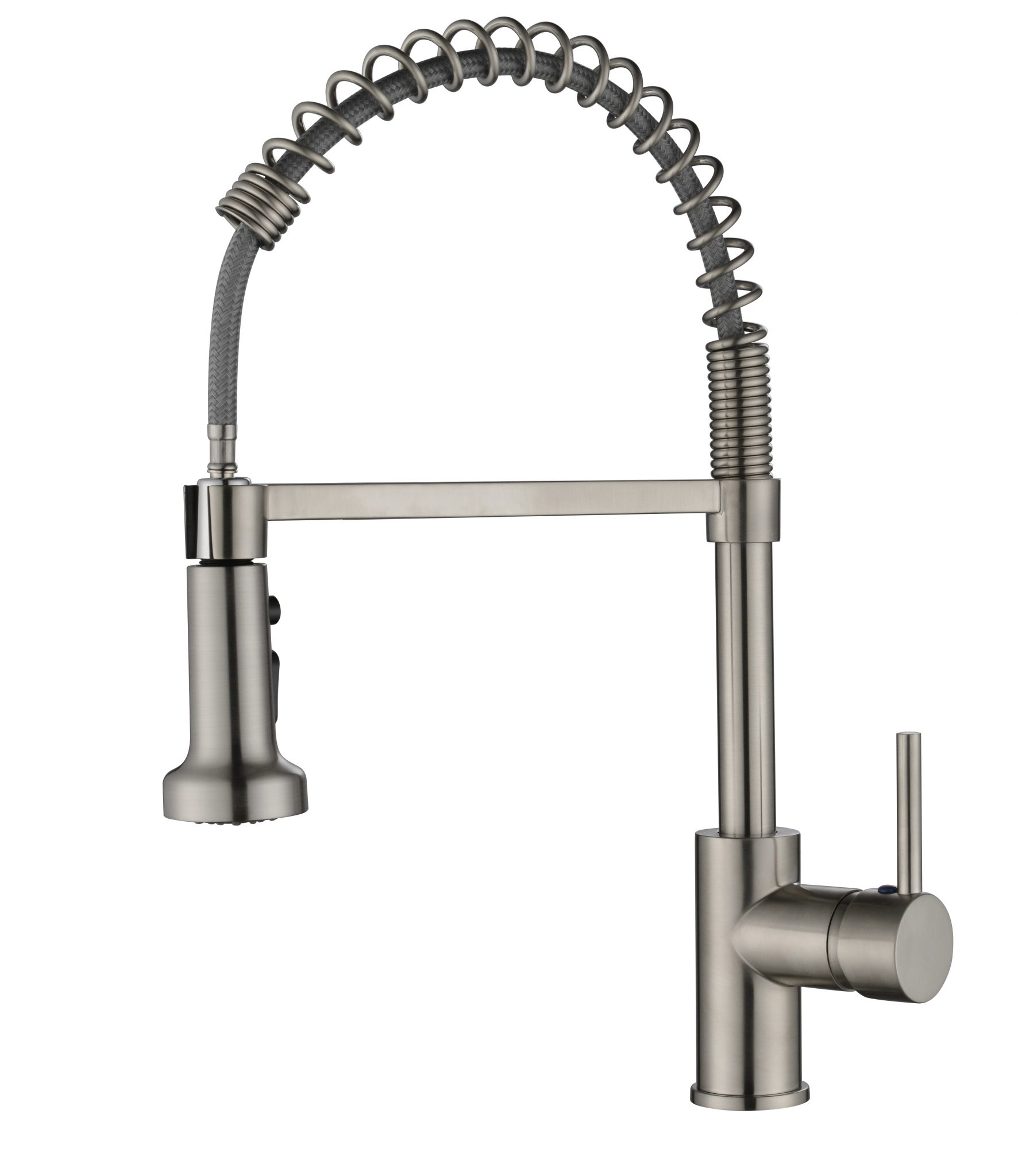 Single Handle Pull-Down Kitchen Faucet -KSK1125BN – OAKLAND